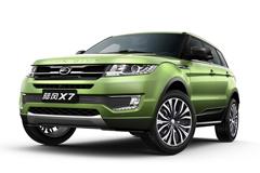 陆风X7 全新整车 订金99元 昆仑白 2015 2.0T自动全景尊享版